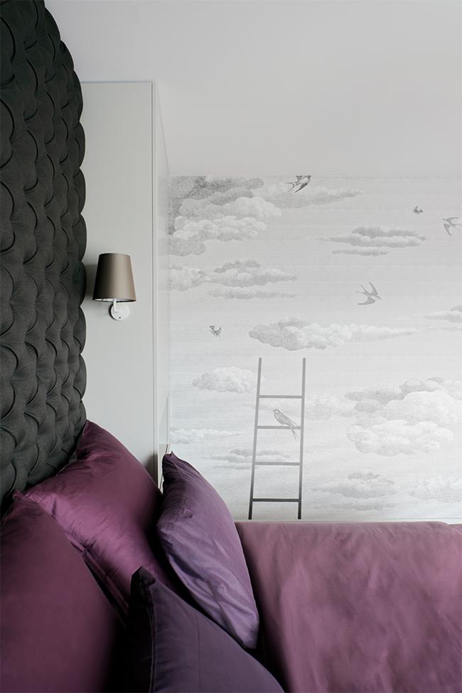 Jaunatviškas minimalizmas - privataus interjero projektas - 6