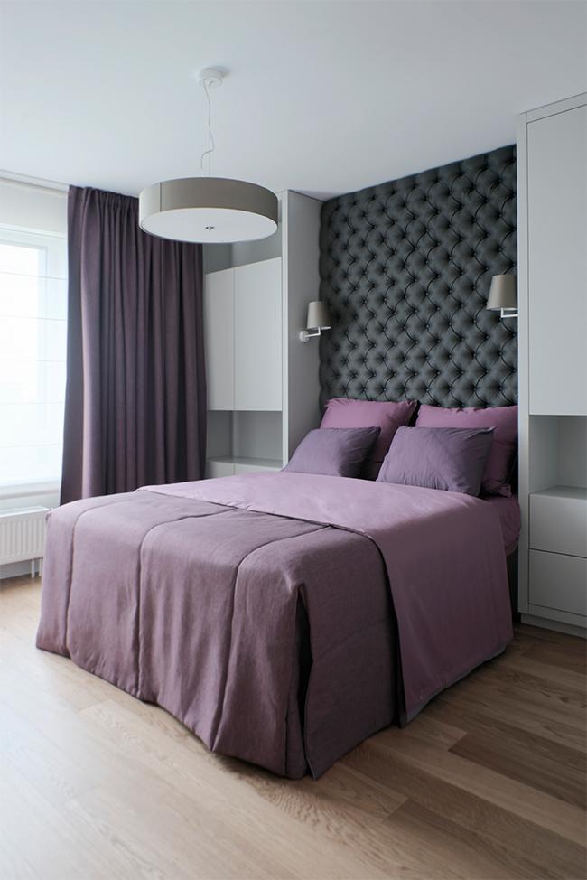 Jaunatviškas minimalizmas - privataus interjero projektas - 7