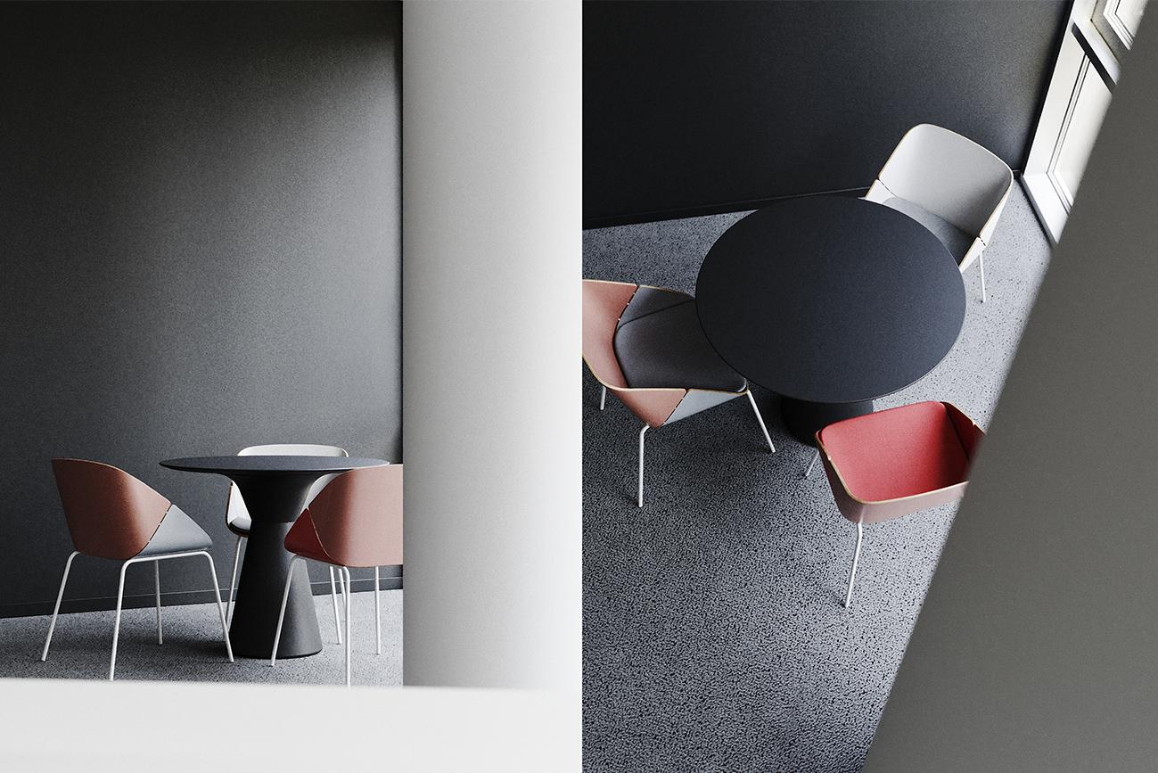 Lankstus dekoratyvumas - privataus interjero projektas - 6