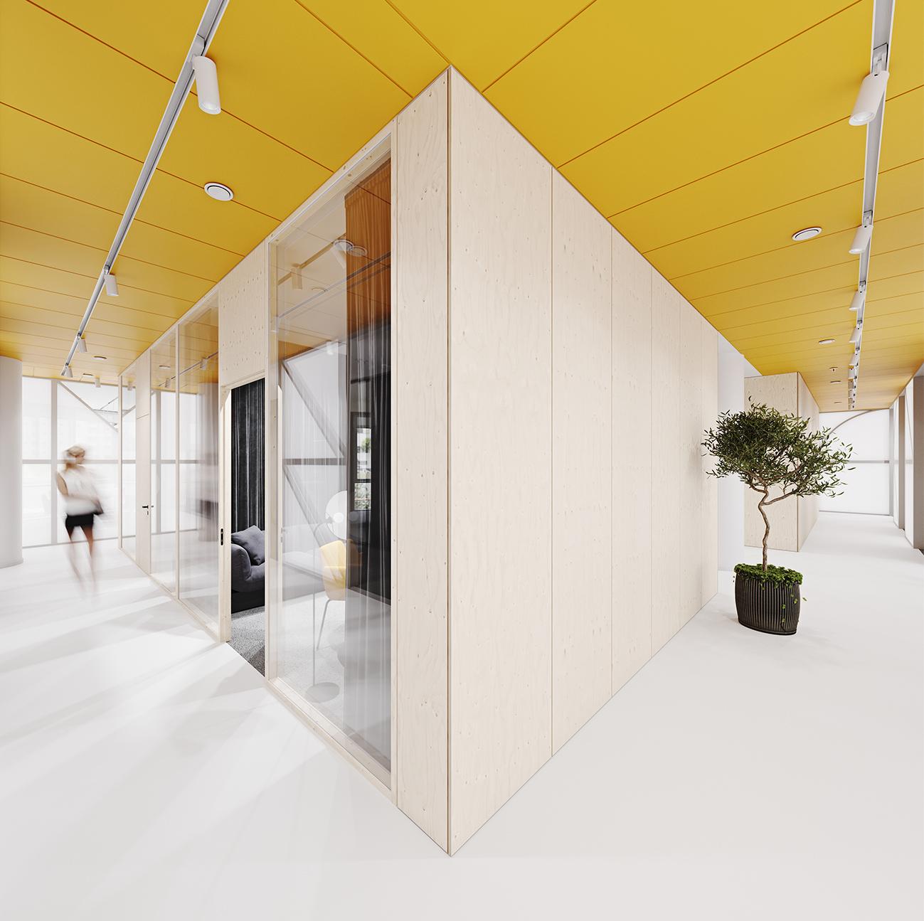 Lankstus dekoratyvumas - privataus interjero projektas - 7
